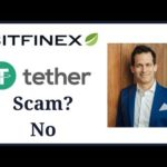 Tether and Bitfinex inflating bitcoin scam?  I don't think so!
