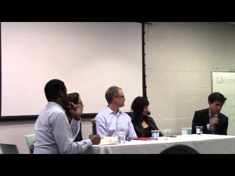 Bitcoin Panel at SF Bitcoin Meetup (Dec 2014)