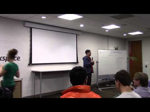 Gavin Andresen – Chief Scientist, Bitcoin Foundation speaks to SF Bitcoin Meetup (Dec 2014)