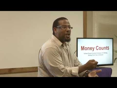 Make money online with a secret Method by an marketer with 14 years Experience-Money Countz Workshop