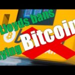 Bitcoin NEWS.! Lloyds Bans credit Card Customers From Buying Bitcoin Over Debt Concerns