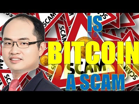 Chong Jin Yoong, CFA _ Is Bitcoin A Scam