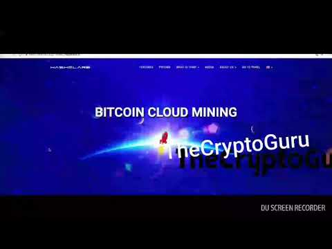 Bitcoin Mining Hashflare Beginner Sign up Tutorial with theCryptoGuru