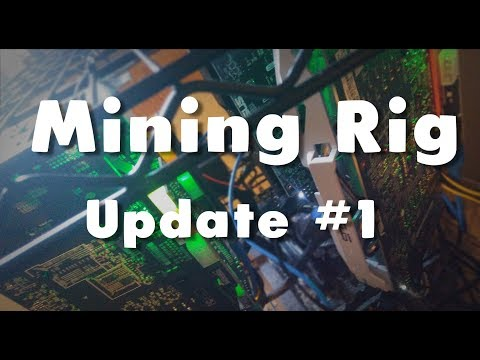 Bitcoin Private Mining Rig Update #1 +  $25.00 Ethereum Giveaway!
