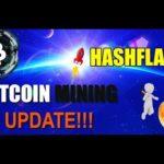 Hashflare BITCOIN Mining Update – BIG Profits Ahead Or Damp Squib?