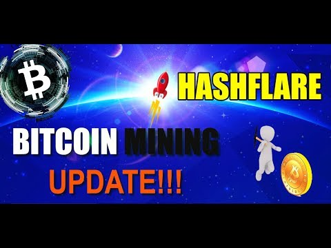 Hashflare BITCOIN Mining Update - BIG Profits Ahead Or Damp Squib?