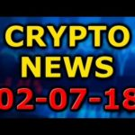 $50,000 Bitcoin In 2018, Coinbase Adds SegWit, India Adopts Blockchain (Crypto News 02/07/18)