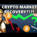 Cryptocurrency Market Recovery – Big Whales Buying in at Low Positions – Bitcoin Market Rebounds $2k