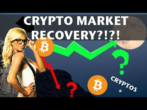 Cryptocurrency Market Recovery - Big Whales Buying in at Low Positions - Bitcoin Market Rebounds $2k