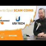 How to Spot SCAM COINS Like BITCONNECT and USI TECH – Ask Doctor Bitcoin e9