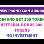 Pronixcoin Airdrop _ Earn Free Token – how to make money online – ico – airdrop – faucets