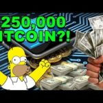 $250,000 Bitcoin – Will Bitcoin BTC Hit $250,000? – Winklevoss Twins CryptoCurrency News