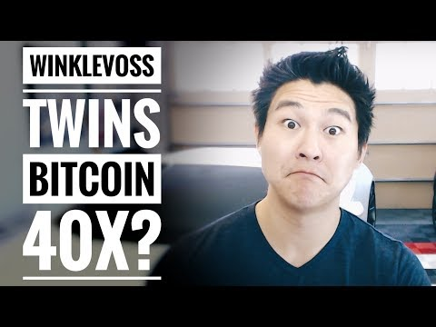 Winklevoss Twins - Bitcoin 40X! Regulators Need to Move Faster!