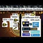 Best Ways to Diversify your Bitcoin BTC Portfolio