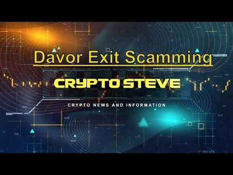 Davor Exit Scam - Screw them lets run our own trading bot.Profit Trailer intro-