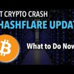 Hashflare Bitcoin Mining Update | Is Bitcoin Mining Still Worth It?