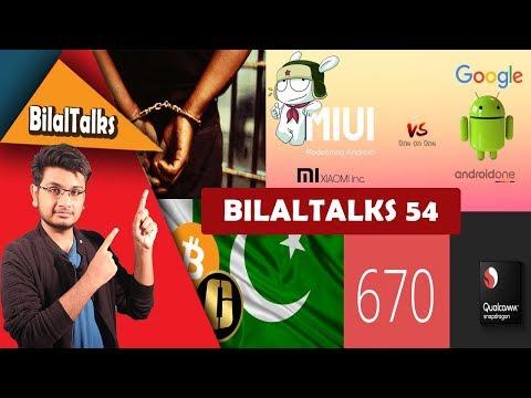 Whatsapp Scam,Bitcoin Dealer Arrested,Snapdragon 670,redmi note 5 Pro   #BilalTalks 54