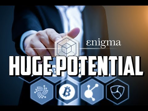 Enigma (ENG) Crypto — Altcoins Explained | CryptoBot | How to Make Money Online 2018