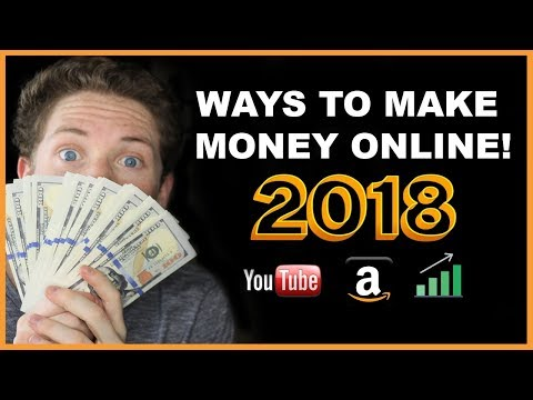 How To Make MONEY ONLINE 2018 (ANY AGE & NO MONEY NEEDED)