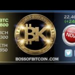 Bitcoin News: Is the Crash Over?? 🤔BTC $8200   BK Crypto Bitcoin Prediction   Best Altcoin Tutorial