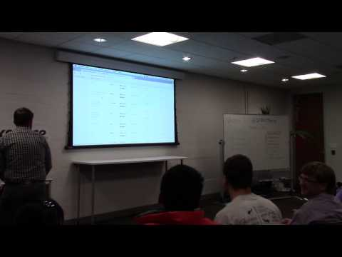 Lightning Talks at SF Bitcoin Meetup (Dec 2014)