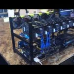 Bitcoin Mining Rig With 6 GPU GTX 1080 Review