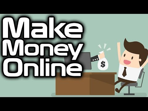 How to Make Money Online - Free Methods to earn Passive Income and get paid from home
