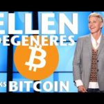 Ellen Degeneres Talks Bitcoin – Crypto Market Update – Coinbase Rumors