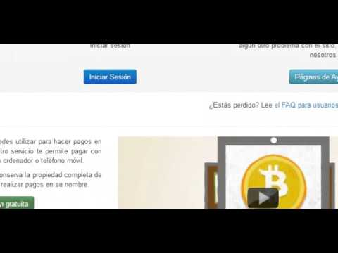Videotutorial funcionamiento BlockChain www blockchain info