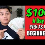 Make Money Online Using A FREE Website (Easy $100/Day Method) **2018**