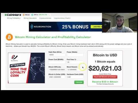 Bitcoin Mining Calculator Explained. Genesis Mining Profitability 2017