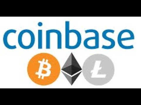 HUGE Coinbase News, Bitcoin, Litecoin, Ethereum Market Update!