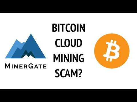 Is Minergate a SCAM? Bitcoin Cloud Mining Review