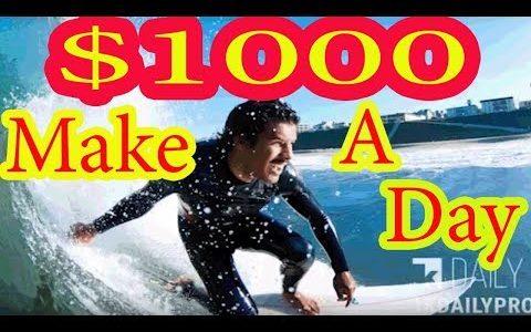 9 ways to make Money online / Make 500 $ per Day