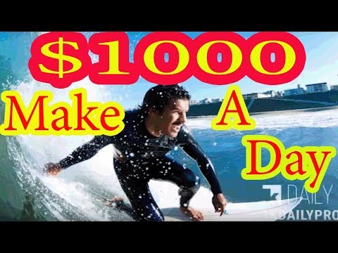 9 ways to make Money online / Make 500 $ per Day