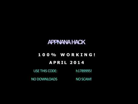 Appnana – Unlimited POINTS! 100%Safe&Real