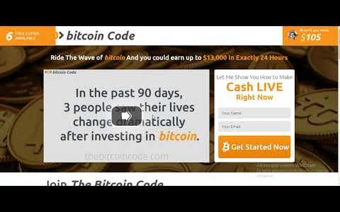 The Bitcoin Code Review – Is It A Scam?