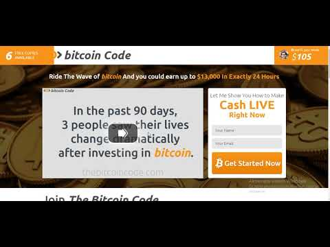 The Bitcoin Code Review - Is It A Scam?