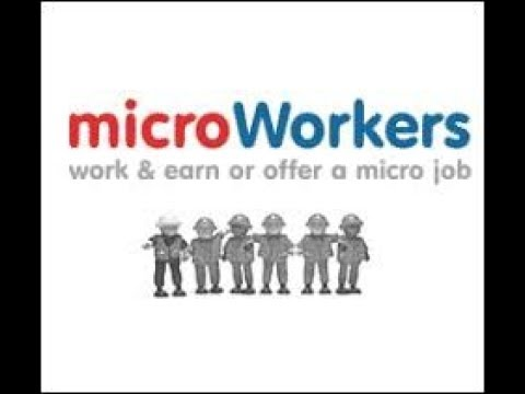 MicroWorkers Bangla Tutorial | Make Money Online - Tech Bangla