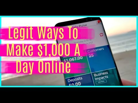 Best Legit Ways To Make Money Online Fast - Email Processing System 2018 - Earn $100 A Day Online