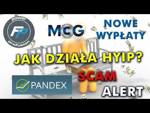 POWERPROFUSION I MINING COIN GROUP - WYPŁATY | PANDEX SCAM ALERT !!! JAK DZIAŁA HYIP ?