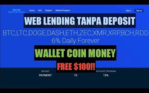 WALLET COIN MONEY SCAM ATAU LEGIT? | BERHASIL WITHDRAW KEDUA YOUHASH.NET