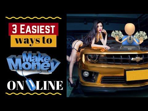 3 Easiest Ways to Make Money Online as a Broke Teenager