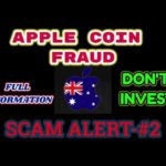 APPLE COIN SCAM