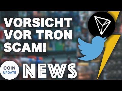 Coinbase gibt Kundendaten heraus | Vorsicht vor Tron Scam - Krypto News 26.02.2018