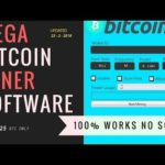 Mega Bitcoin Mining Software & Bitcoin Generator 100% Works..