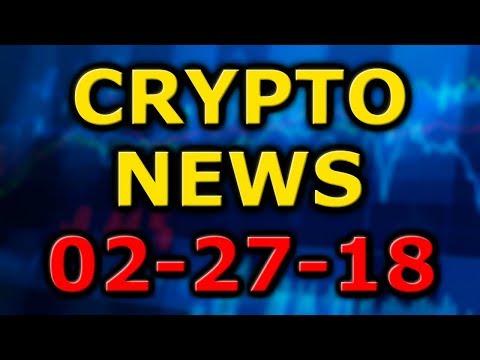 Litecoin LitePay Card Postponed, 1 Million Bitcoin Lawsuit, EU Regulation (Crypto News 02/27/18)
