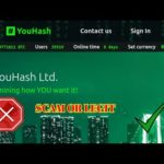 Youhash ✘ SCAM OR LEGIT ✓ 100 GHs FREE BITCOIN MINING