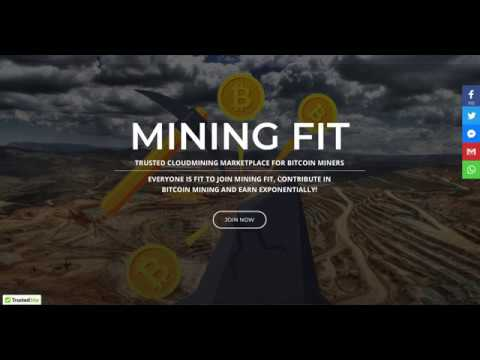 Miningfit Update ! So far no scam ! Still paying out / Bitcoin cloud mining 2018
