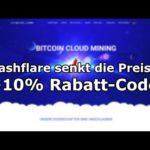Hashflare Bitcoin Cloud Mining Rabatt März 2018
